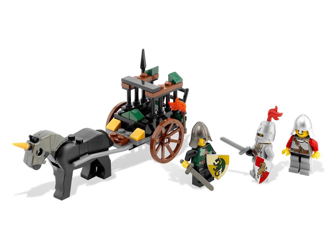 Prison Carriage Rescue