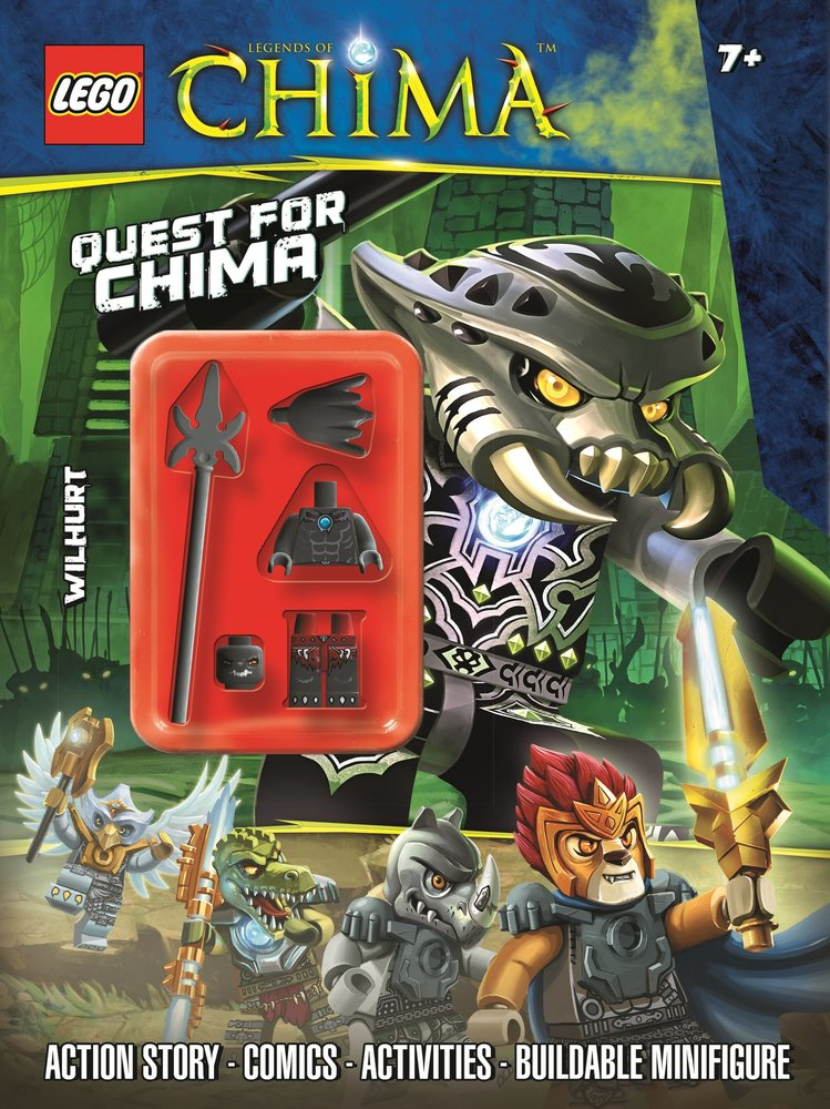 Legends of Chima: Quest for Chima