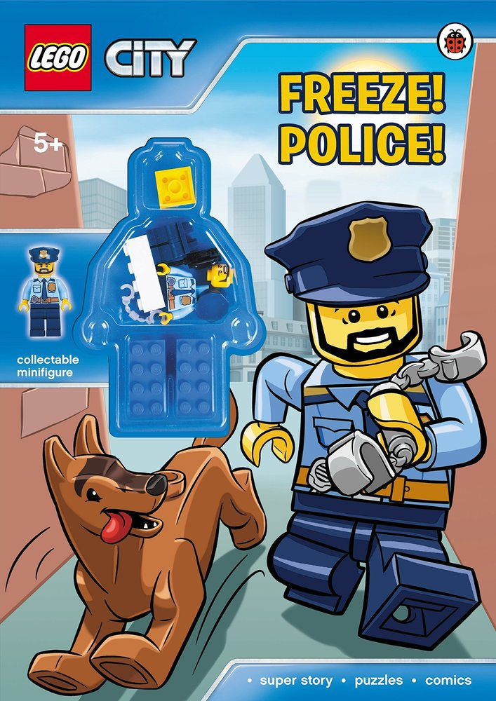 City: Freeze! Police!