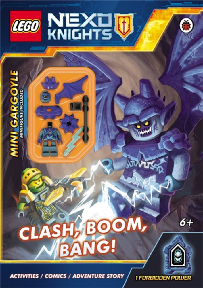 Nexo Knights: Clash, Boom, Bang!