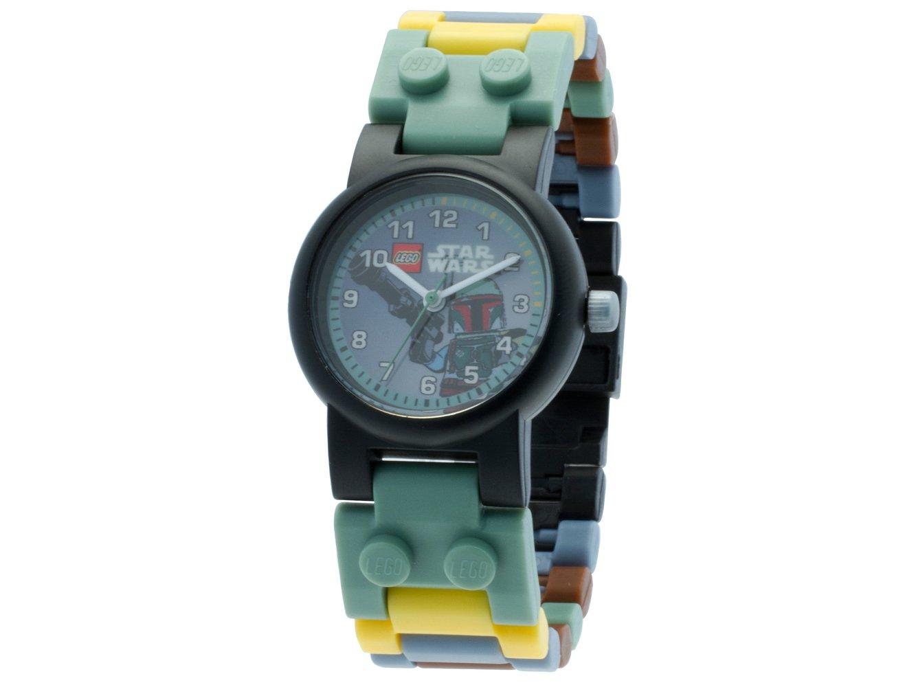 Boba Fett Minifigure Watch