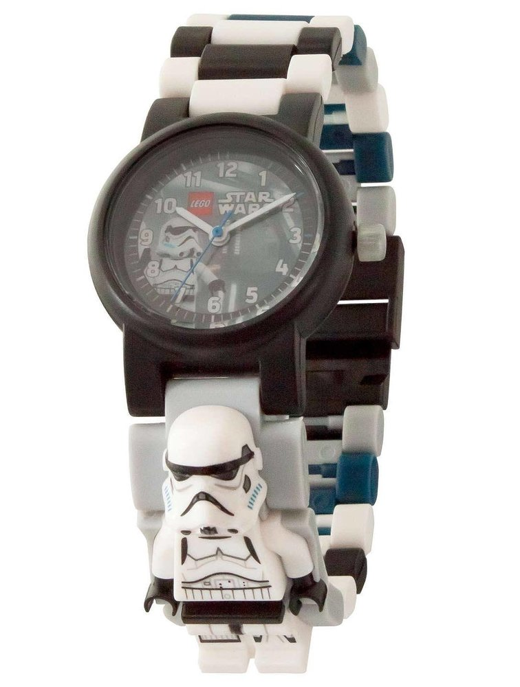 Stormtrooper Minifigure Link Watch