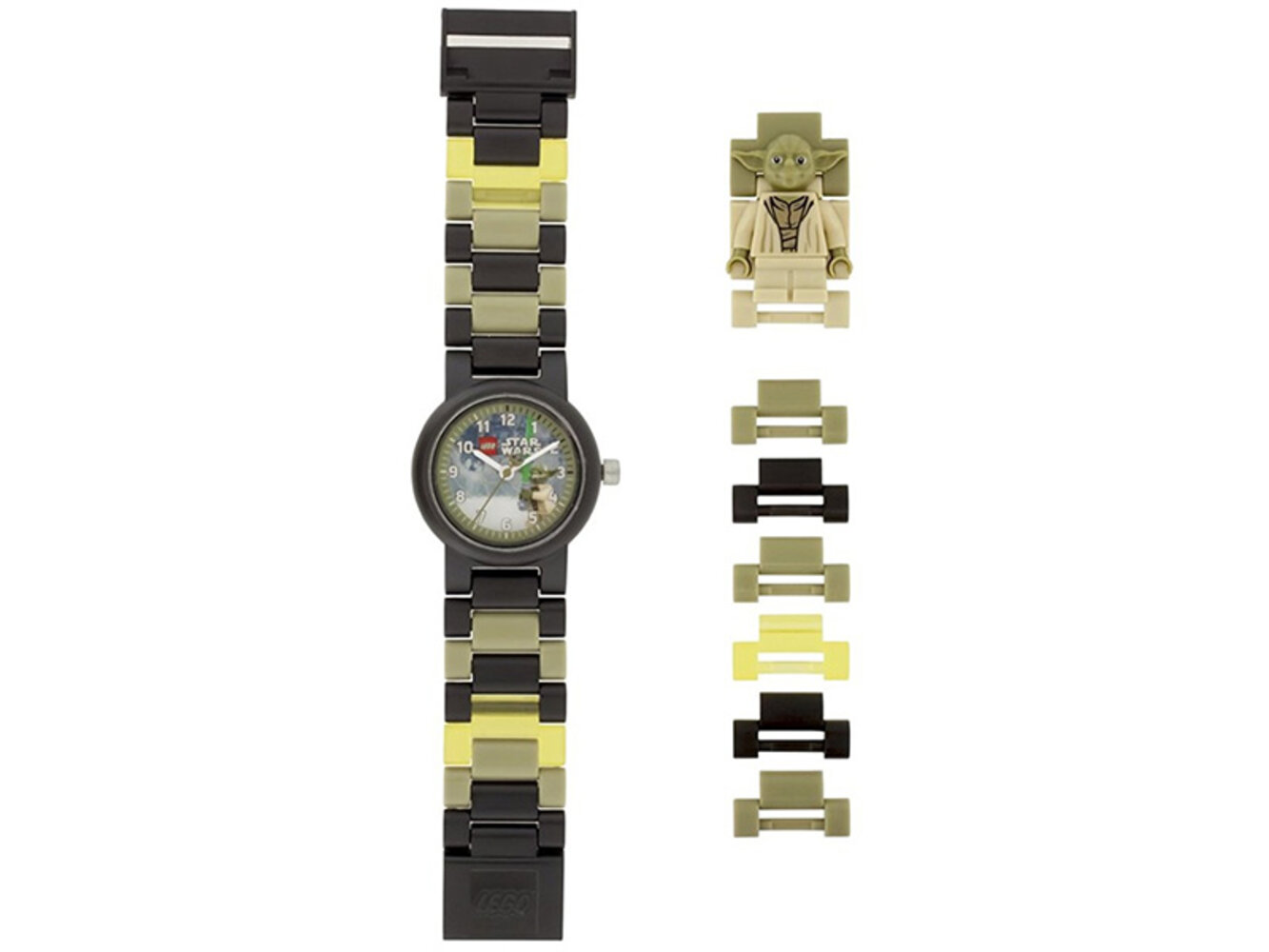 Yoda Buildable Watch