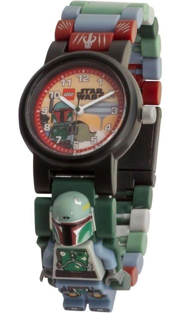 Boba Fett Minifigure Link Watch