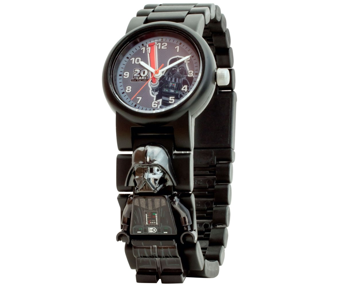 Darth Vader Minifigure Link Watch: 20th Anniversary