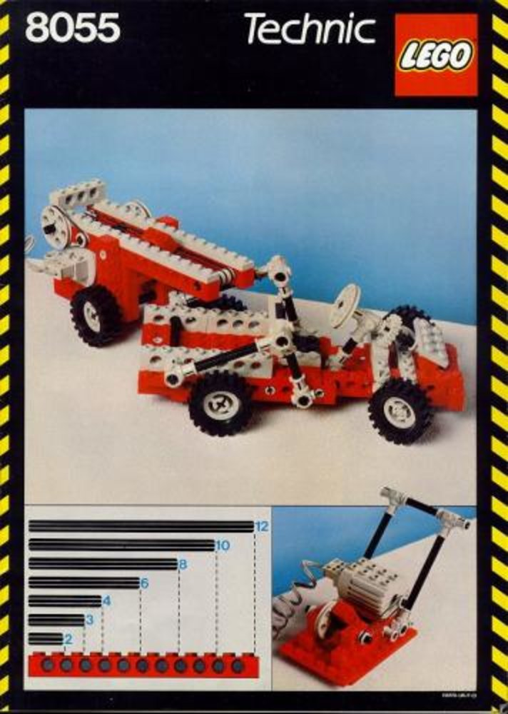 Universal Building Set with Motor