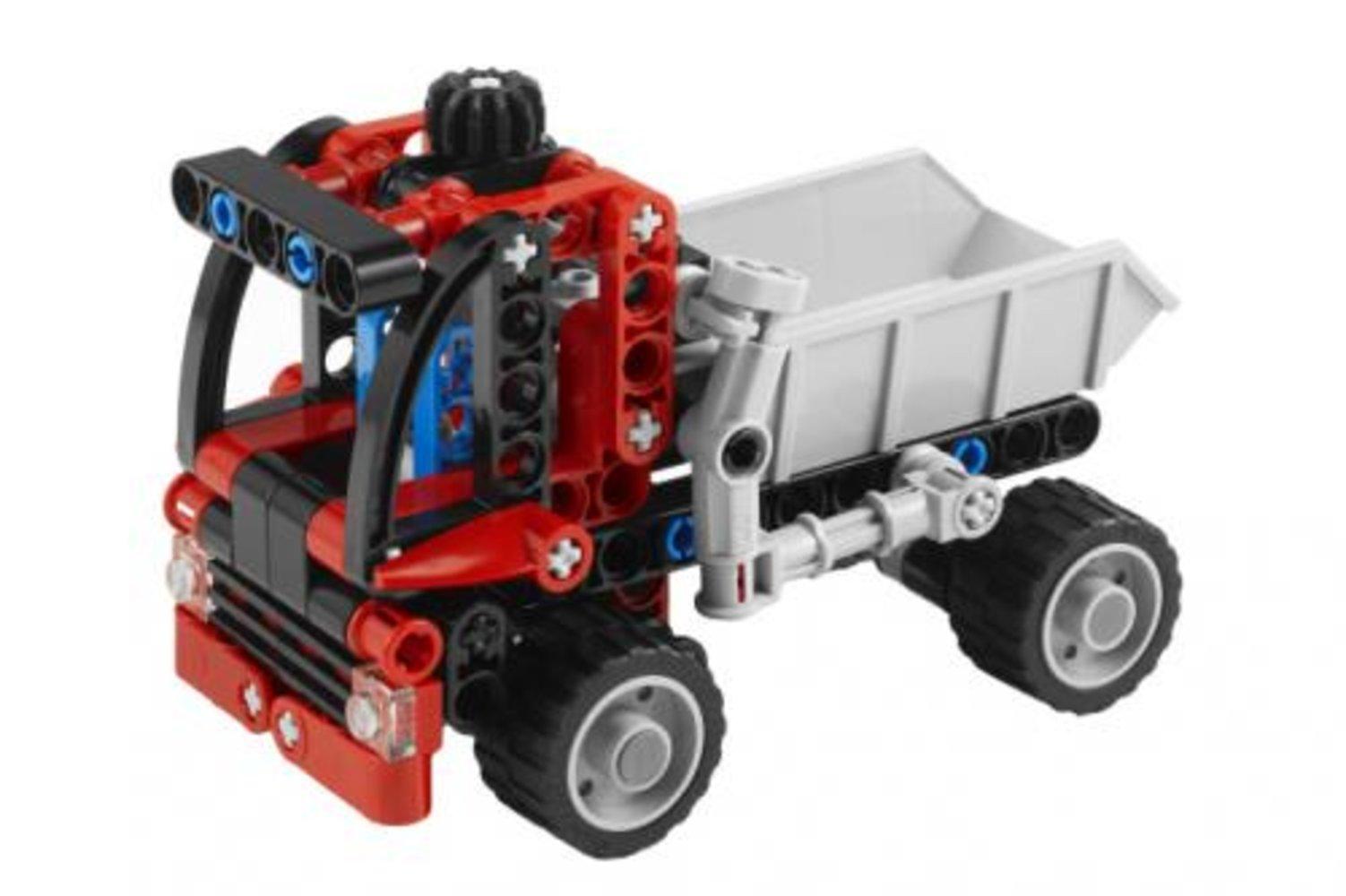Mini Container Truck