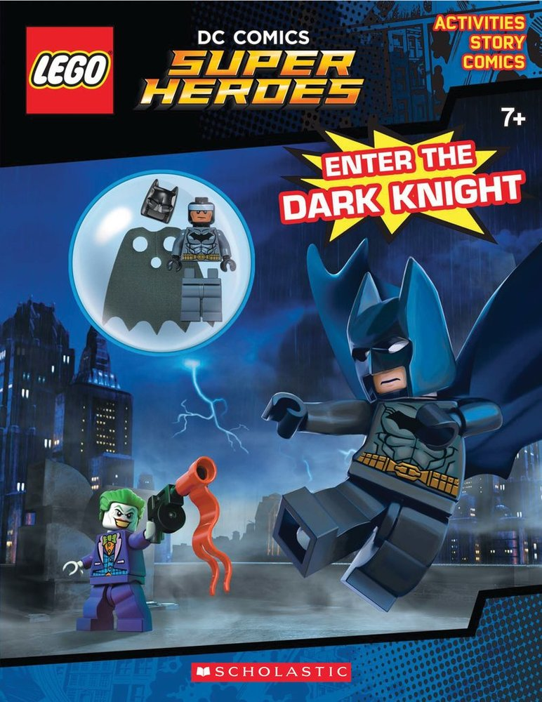 DC Comics Super Heroes: Enter The Dark Knight