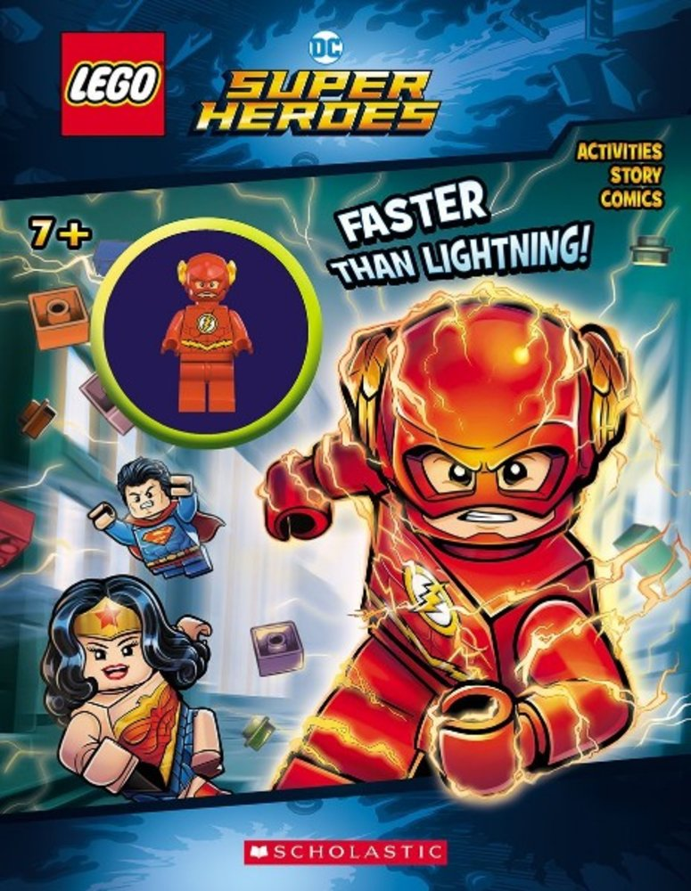 DC Comics Super Heroes: Faster Than Lightning!