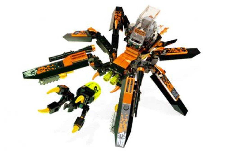 Battle Arachnoid