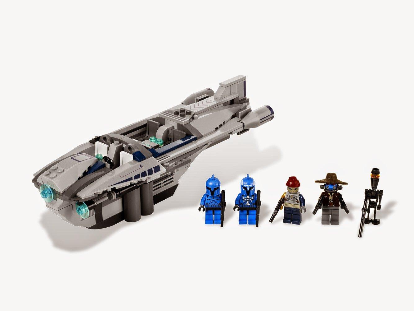Cad Bane's Speeder