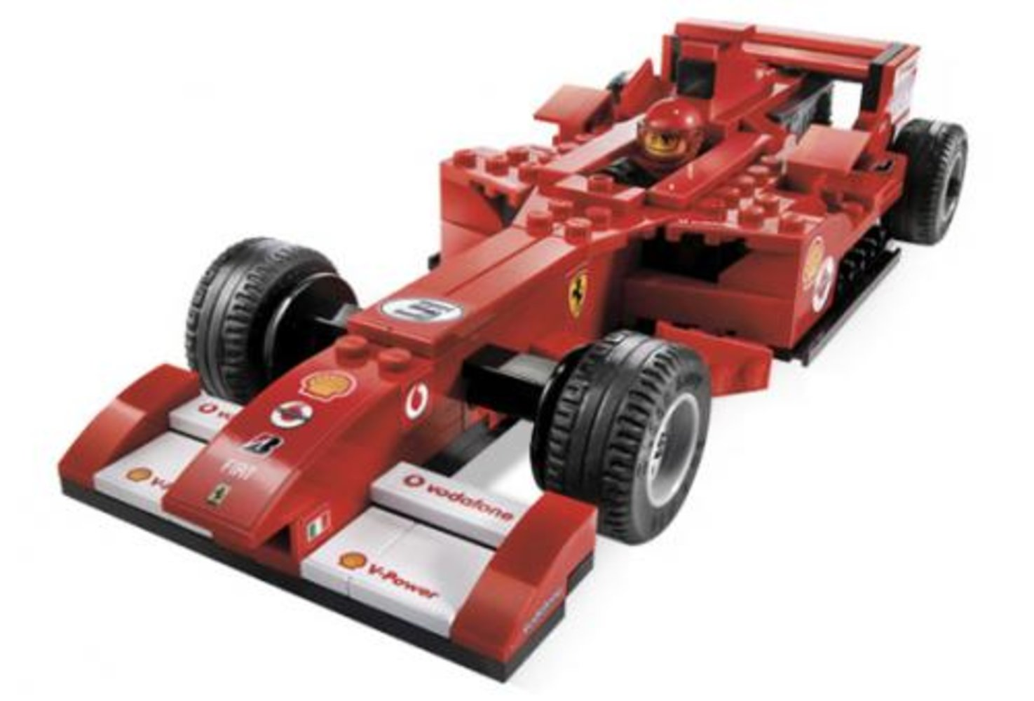 Ferrari 248 F1 1:24 [Vodafone Version]