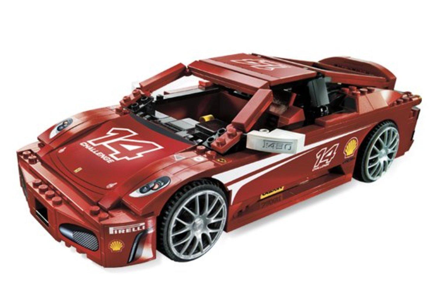 Ferrari 1:17 F430 Challenge