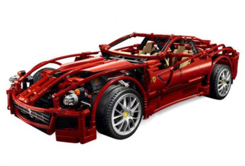 Ferrari 599 GTB Fiorano 1:10