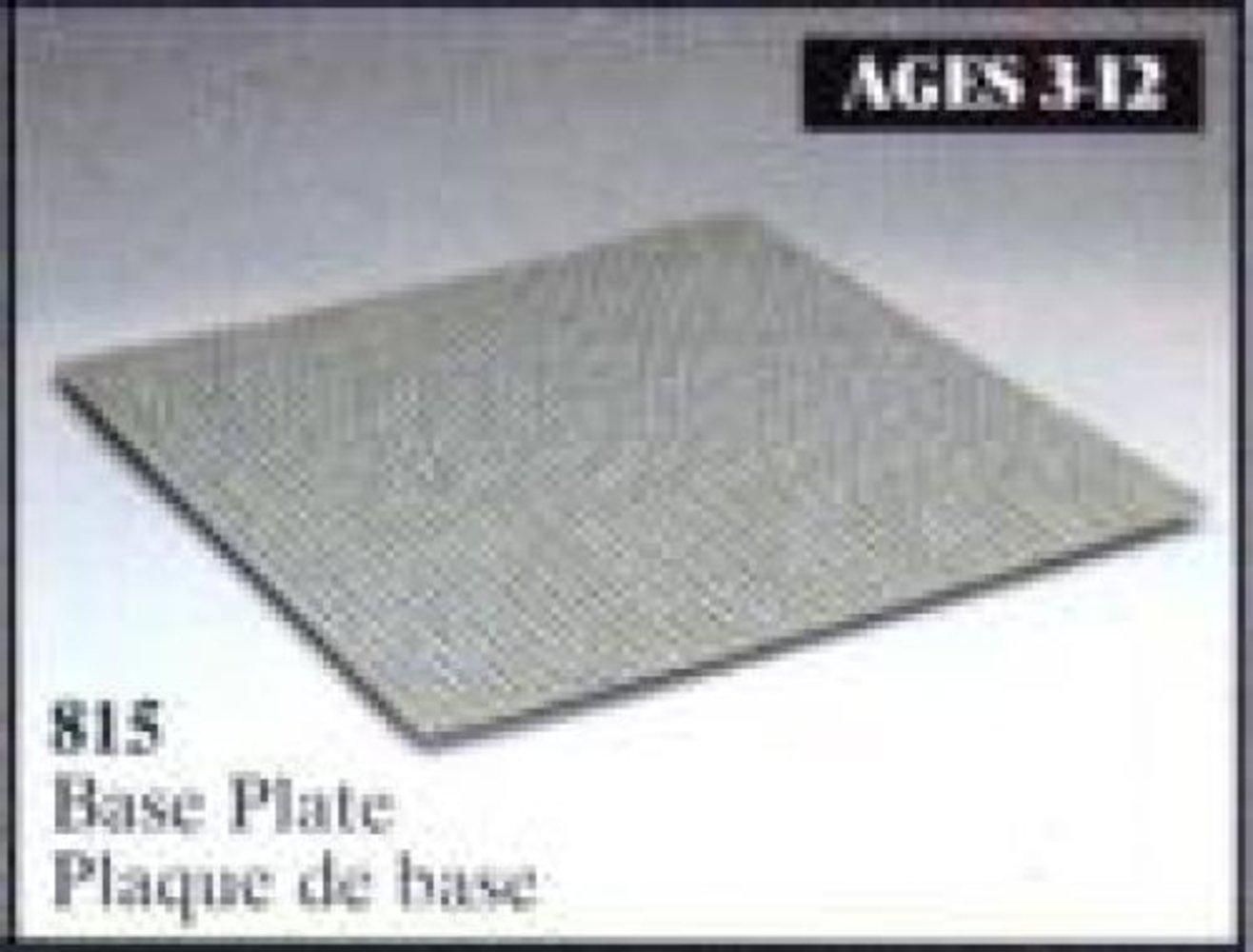 Baseplate, Gray