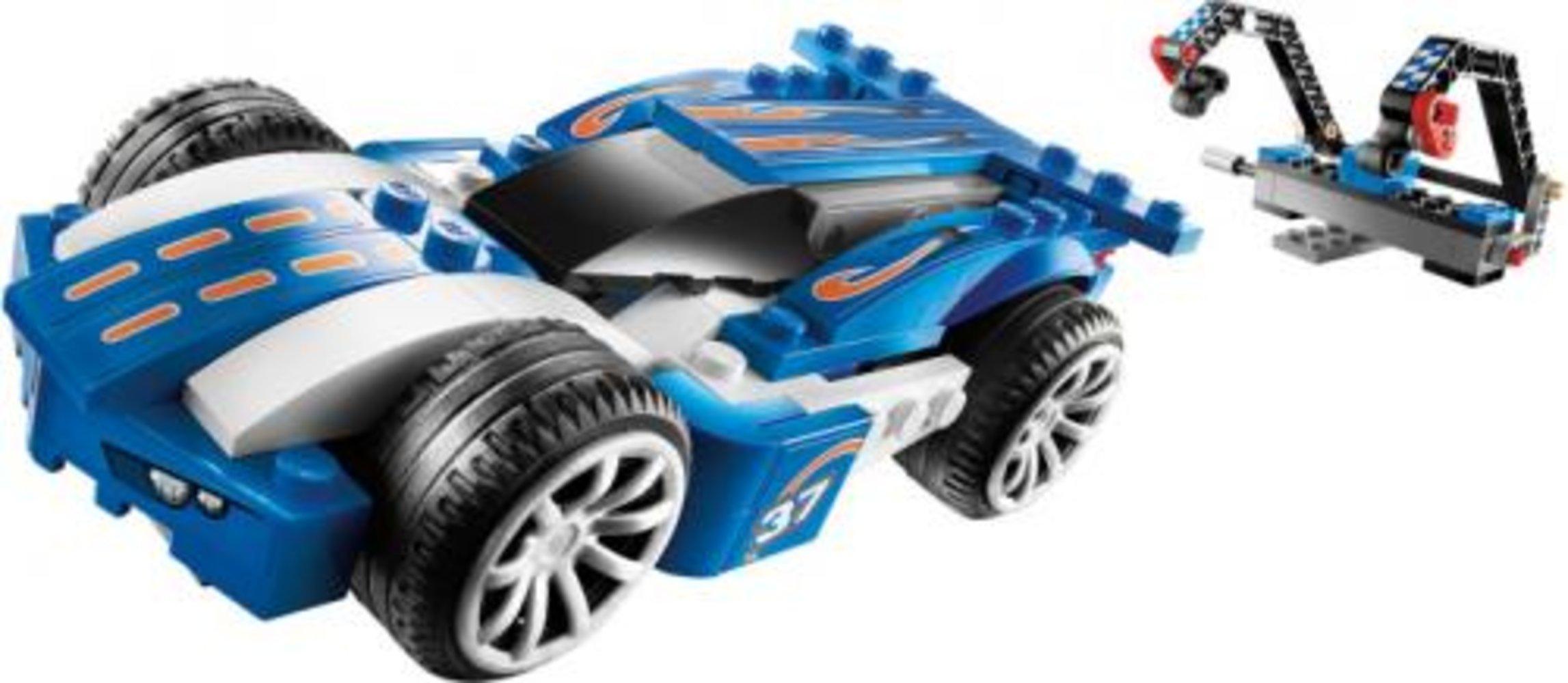 Blue Sprinter