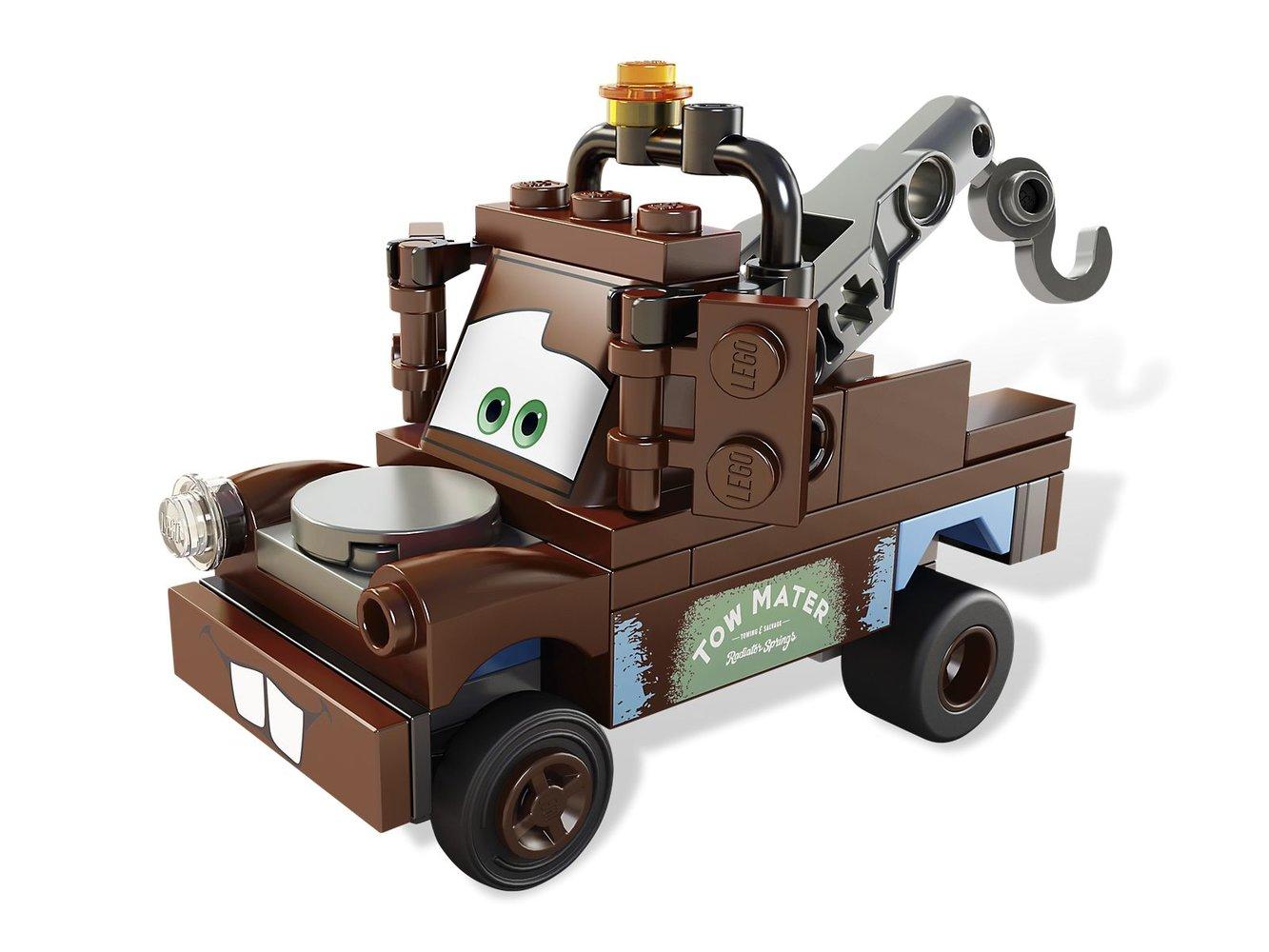 Radiator Springs Classic Mater