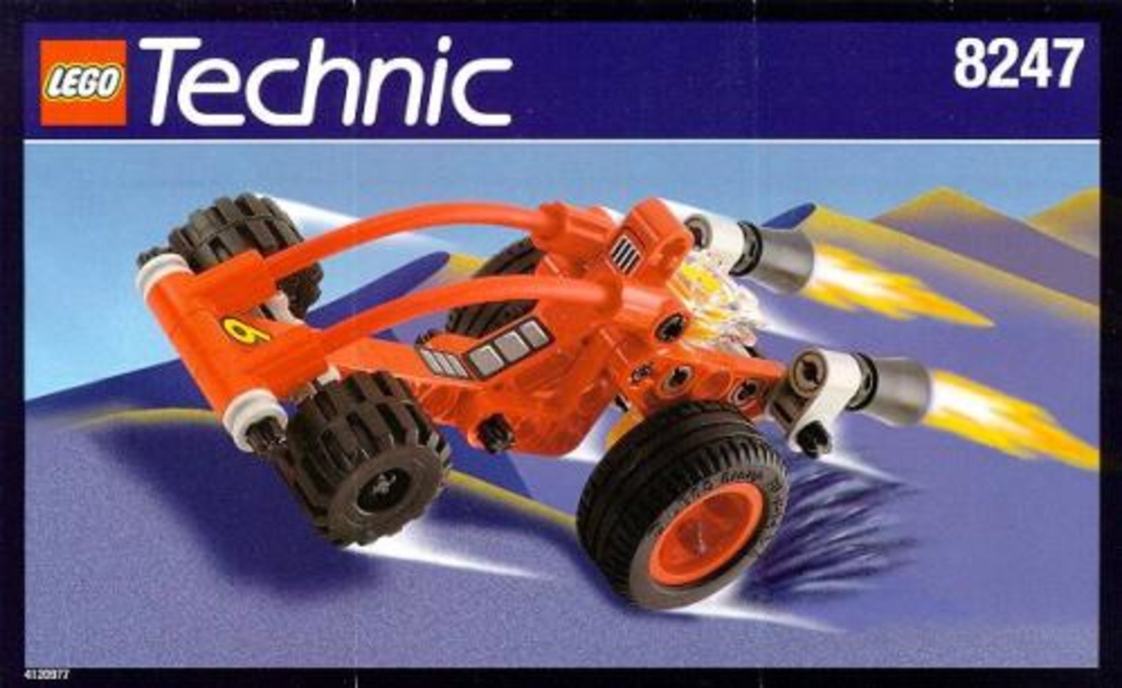 Road Rebel / Buggy Racer