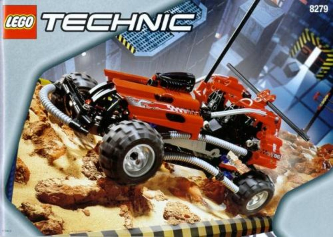 4WD X-Track