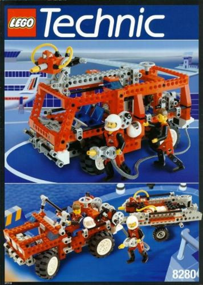 Fire Engine / Fire Response Unit