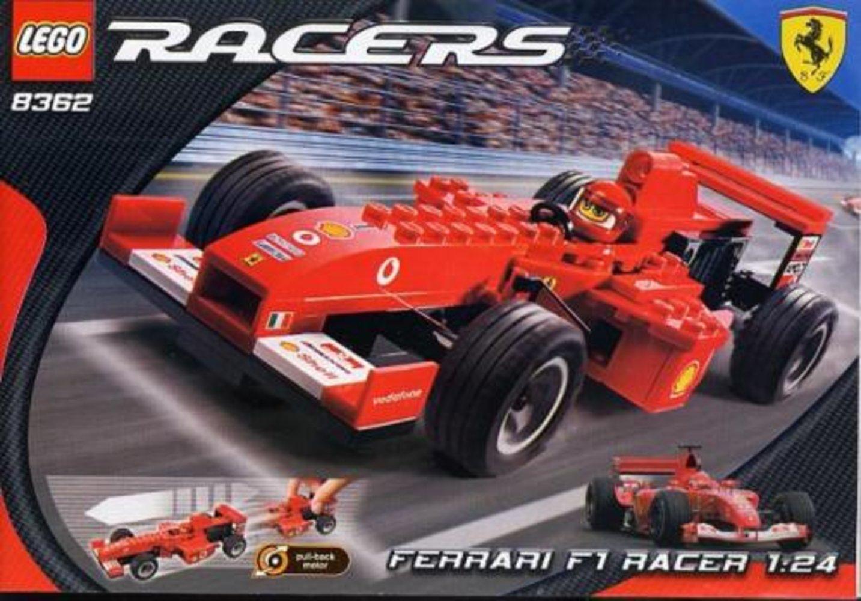 Ferrari F1 Racer 1:24 Scale