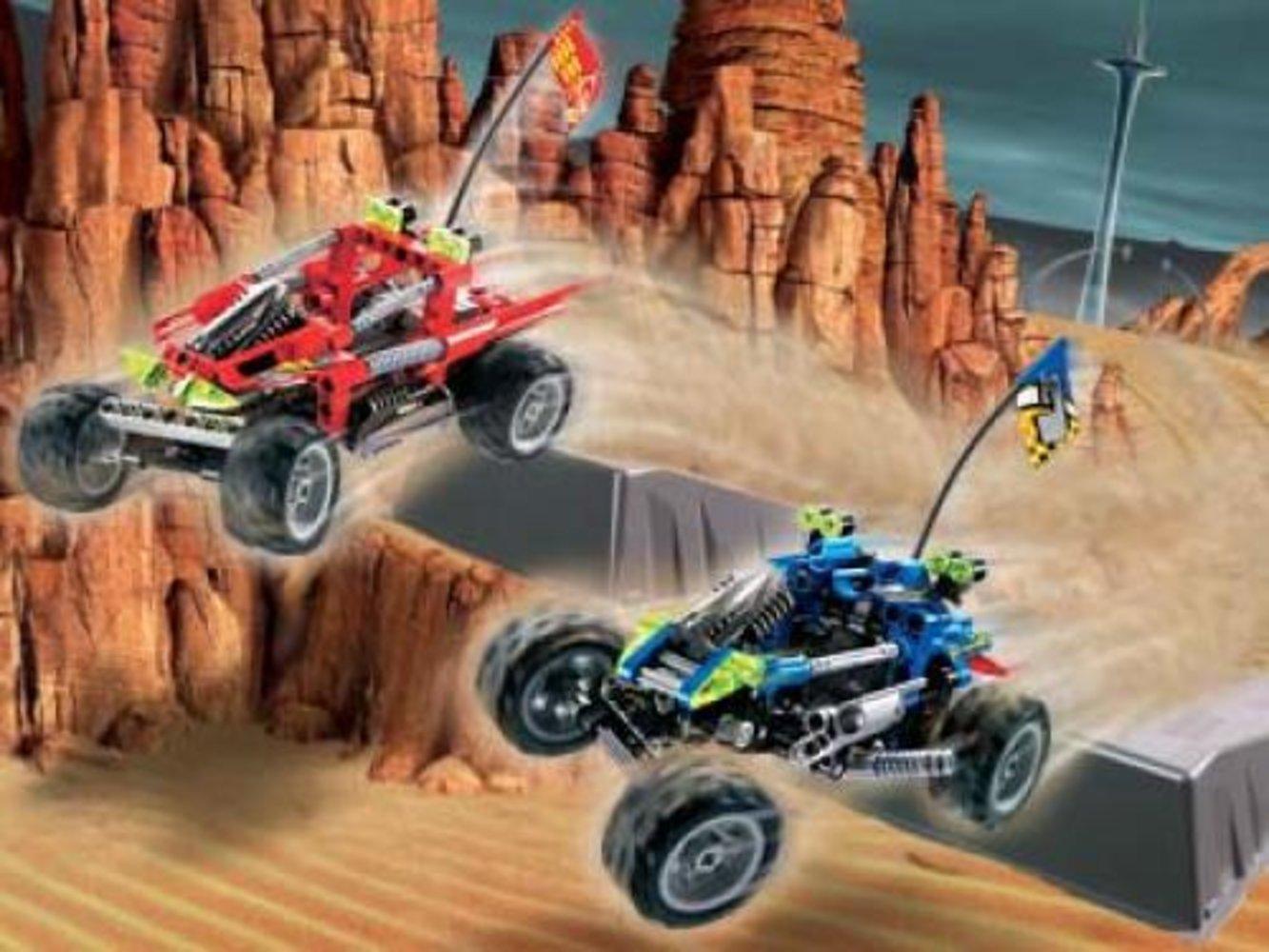 Baja Desert Racers