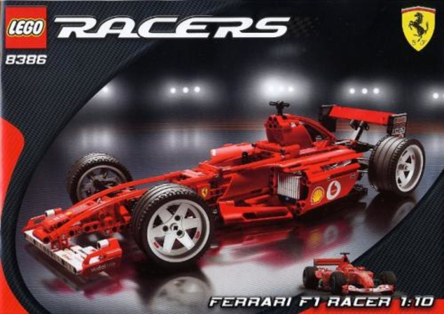 Ferrari F1 Racer 1:10 Scale