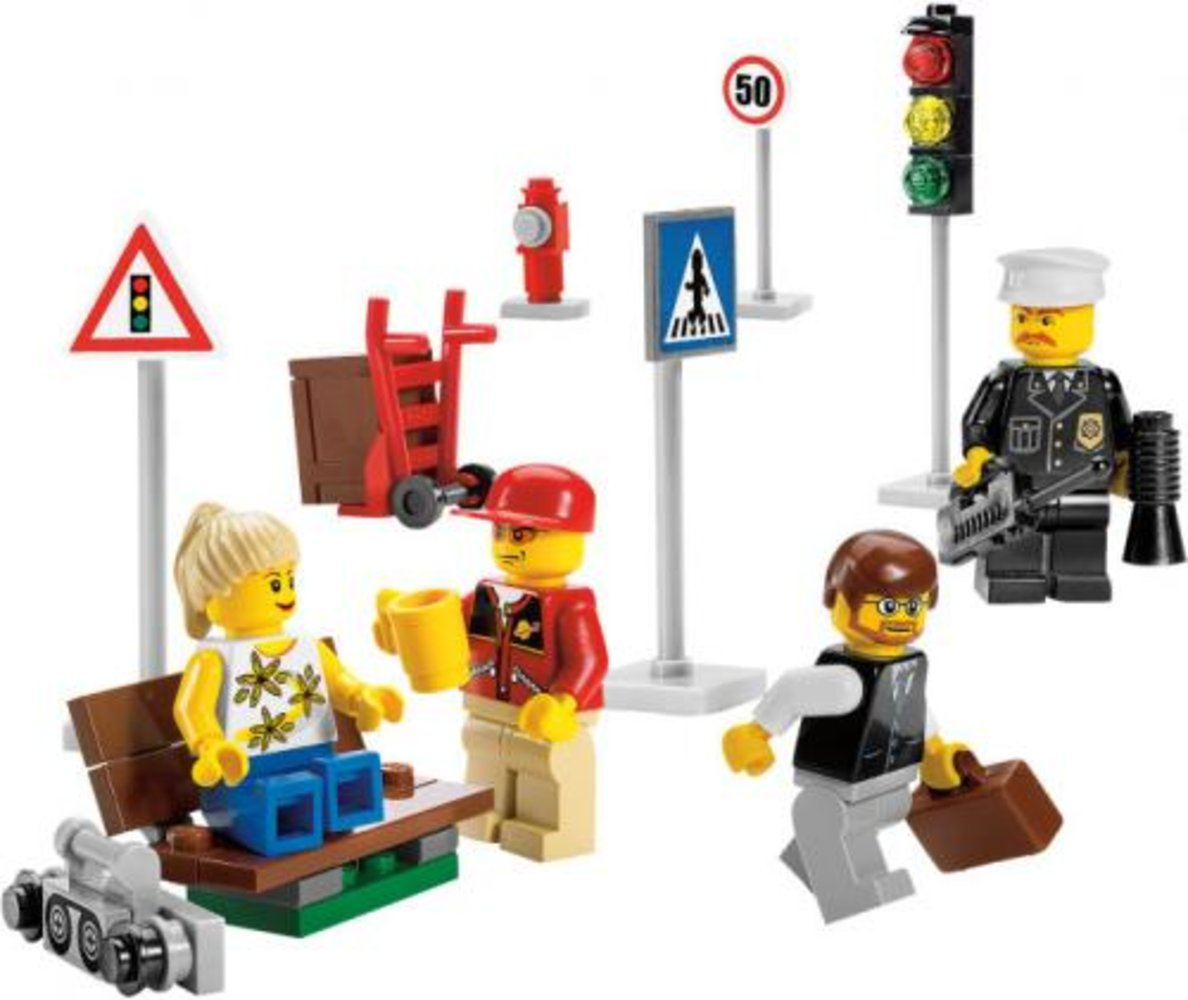 City Minifigure Collection
