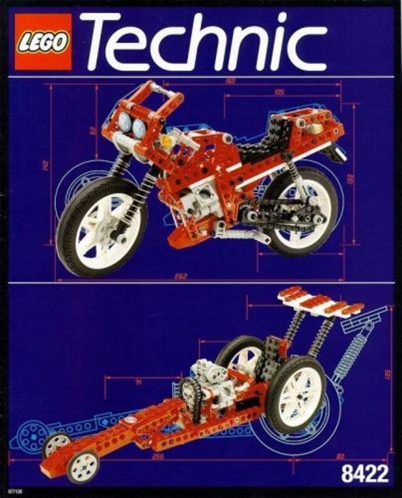 Circuit Shock Racer / V-Twin Super Bike