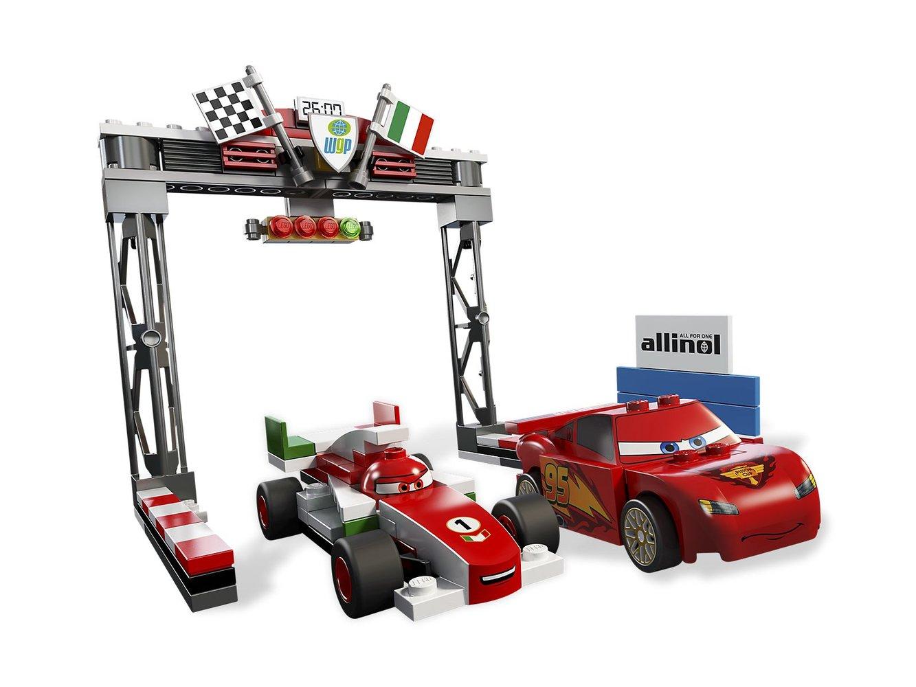 World Grand Prix Racing Rivalry