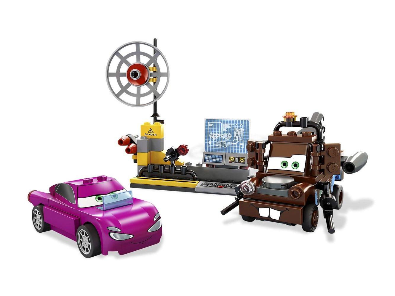 Mater's Spy Zone
