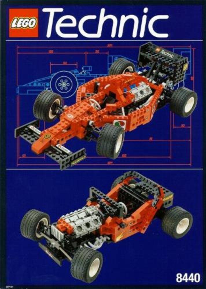 Formula Flash / Formula Indy Racer