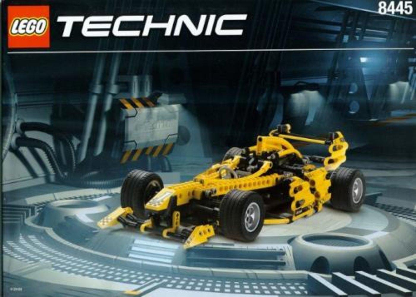 Indy Storm / Formula 1 Racer