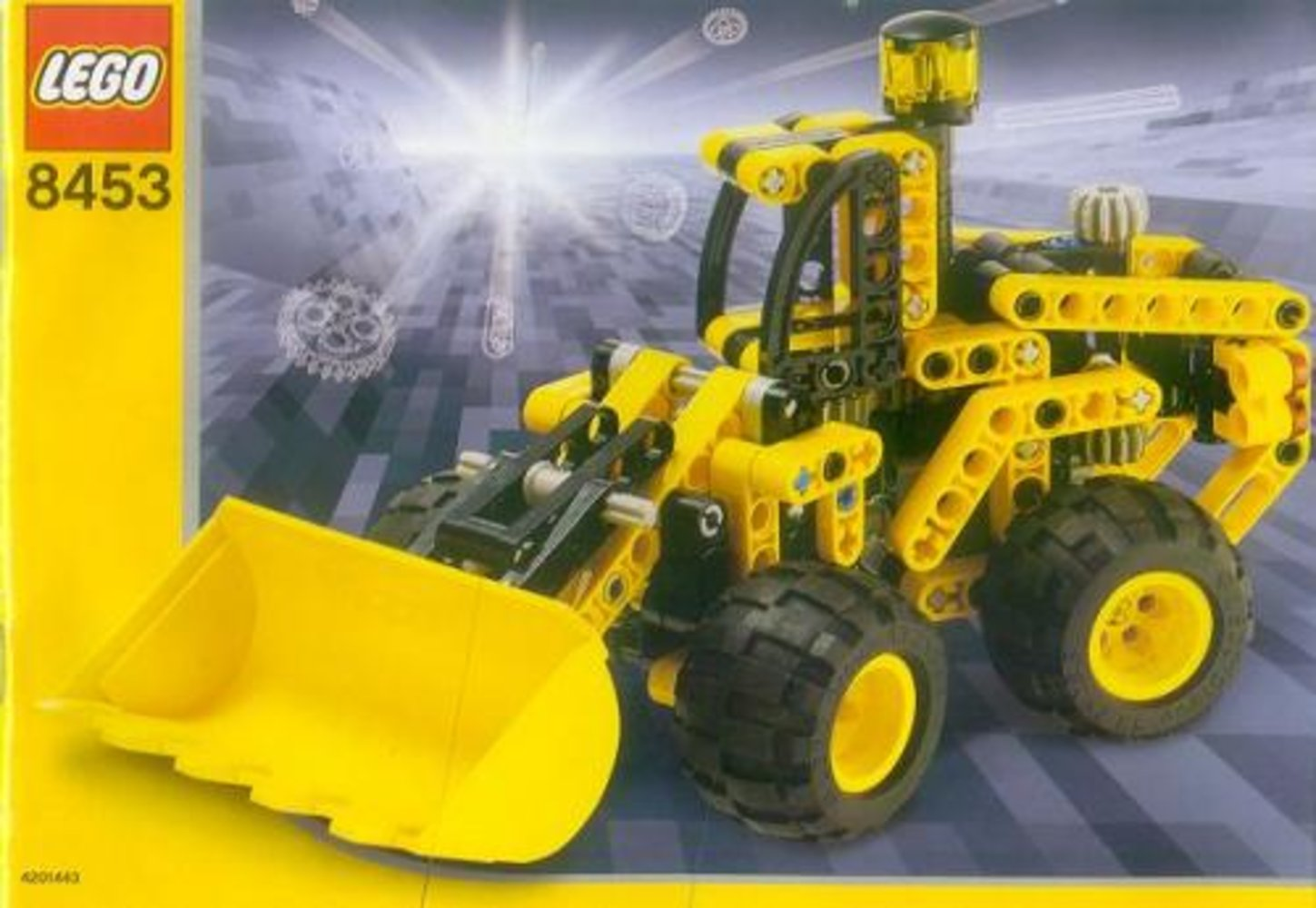 Front-End Loader Black Box