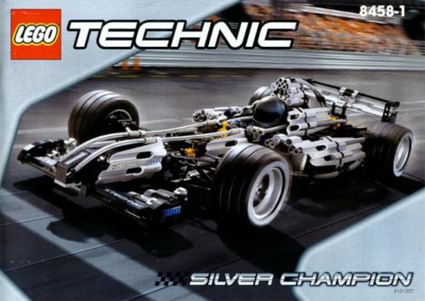 Silver Champion / Formula 1 Racer
