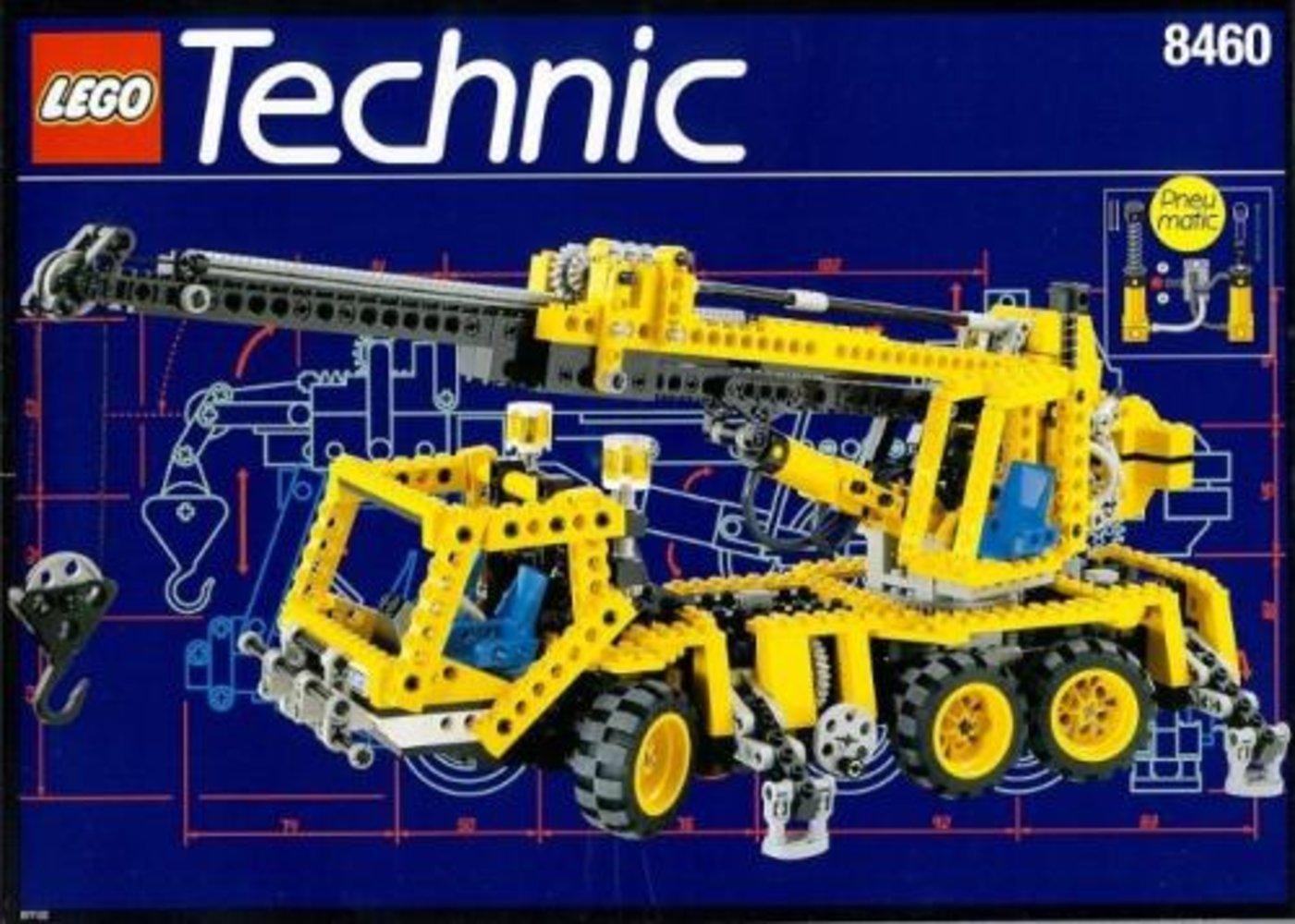 Pneumatic Crane Truck / Mobile Crane