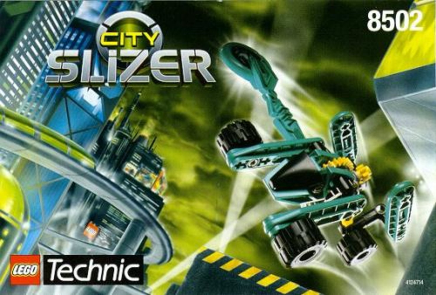 Turbo / City Slizer