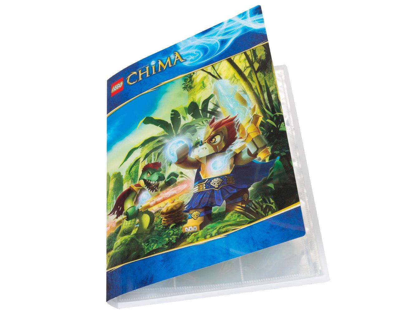 Legends of Chima Game Cards Binder