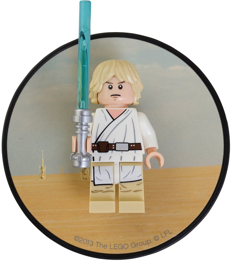 Luke Skywalker Magnet