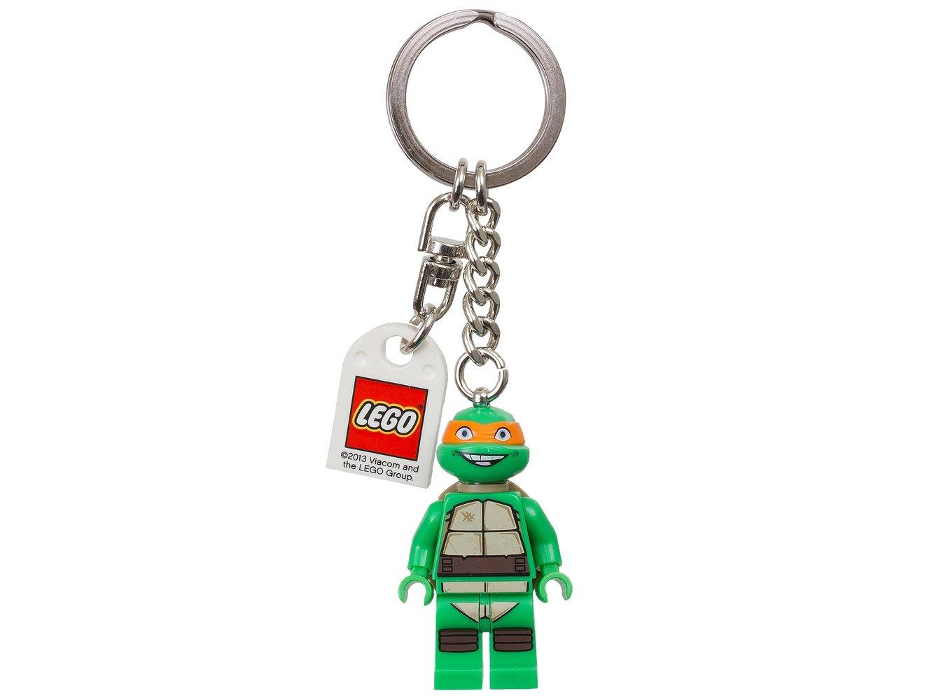 Michelangelo Key Chain