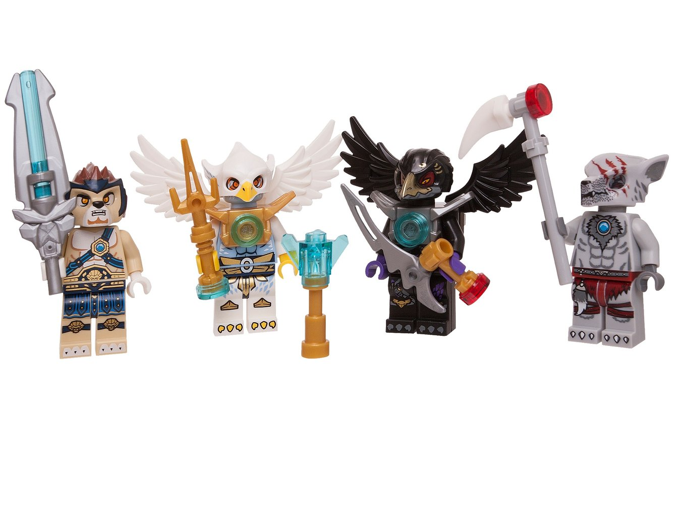 Minifigure Accessory Set