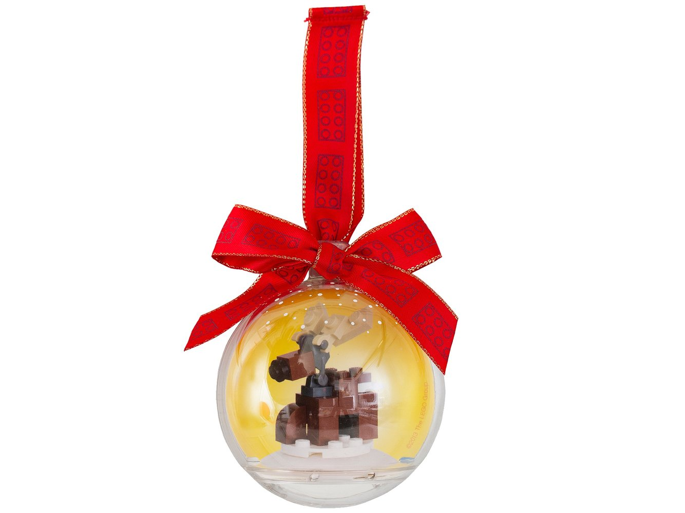 Reindeer Holiday Bauble