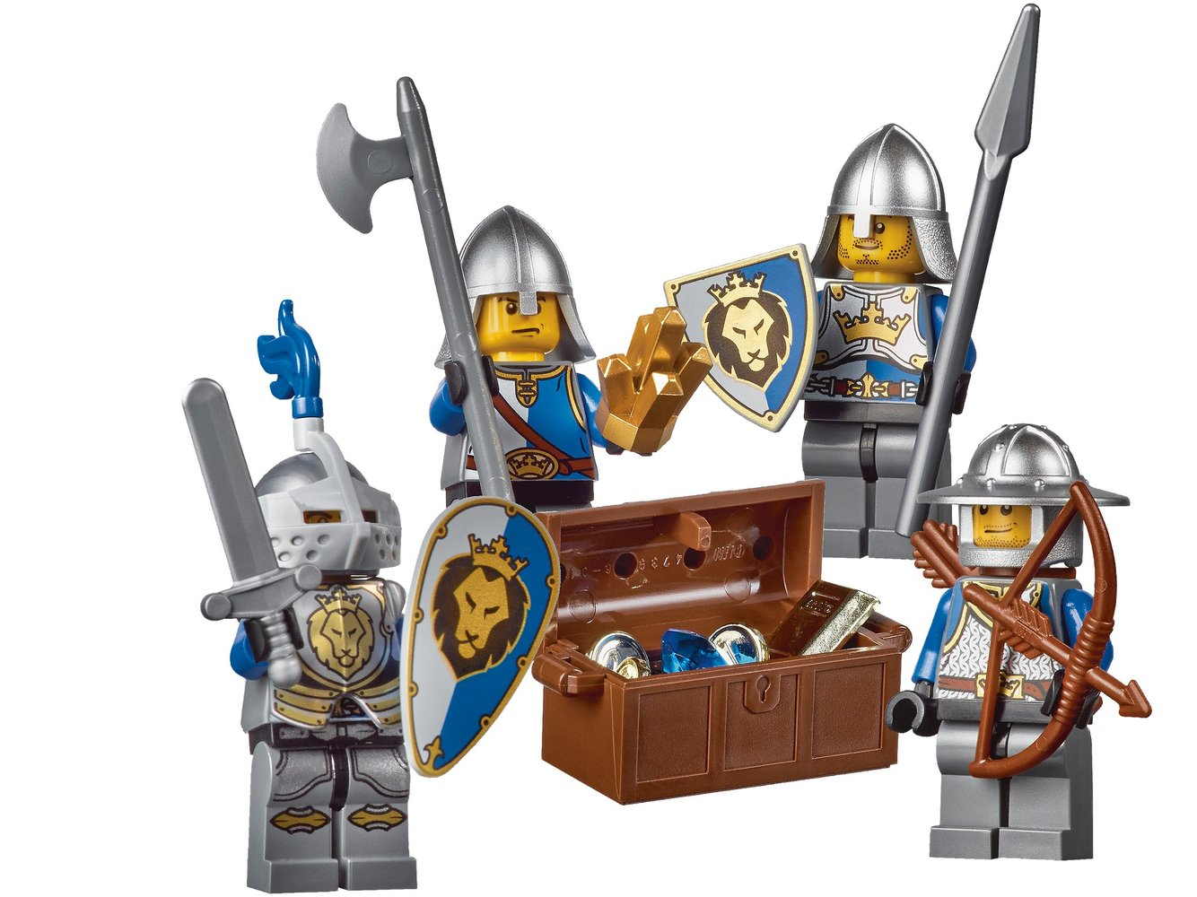 Castle Knights Accessory Set