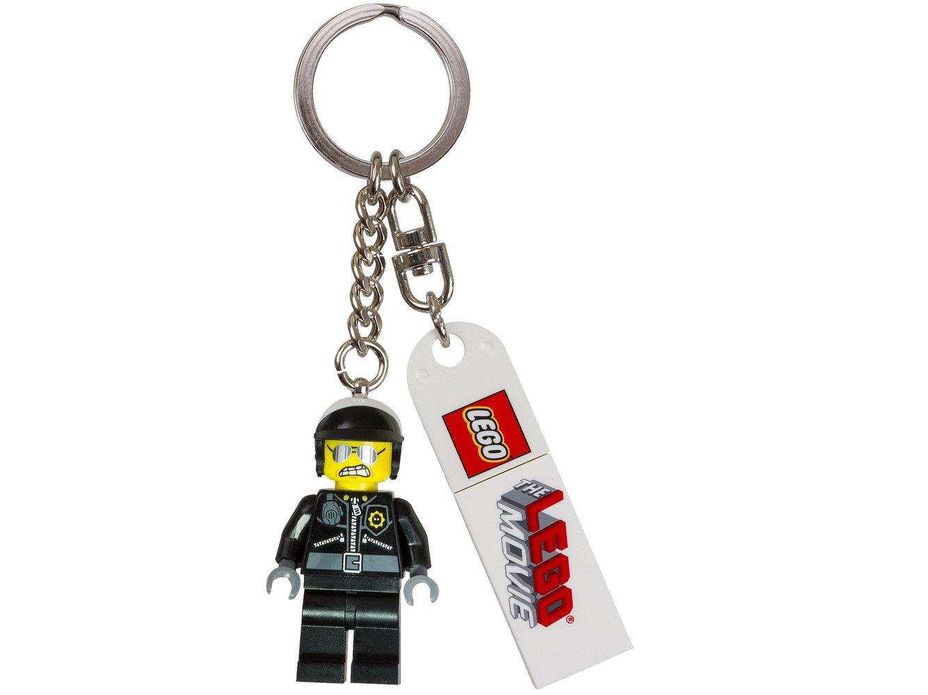 Bad Cop Key Chain