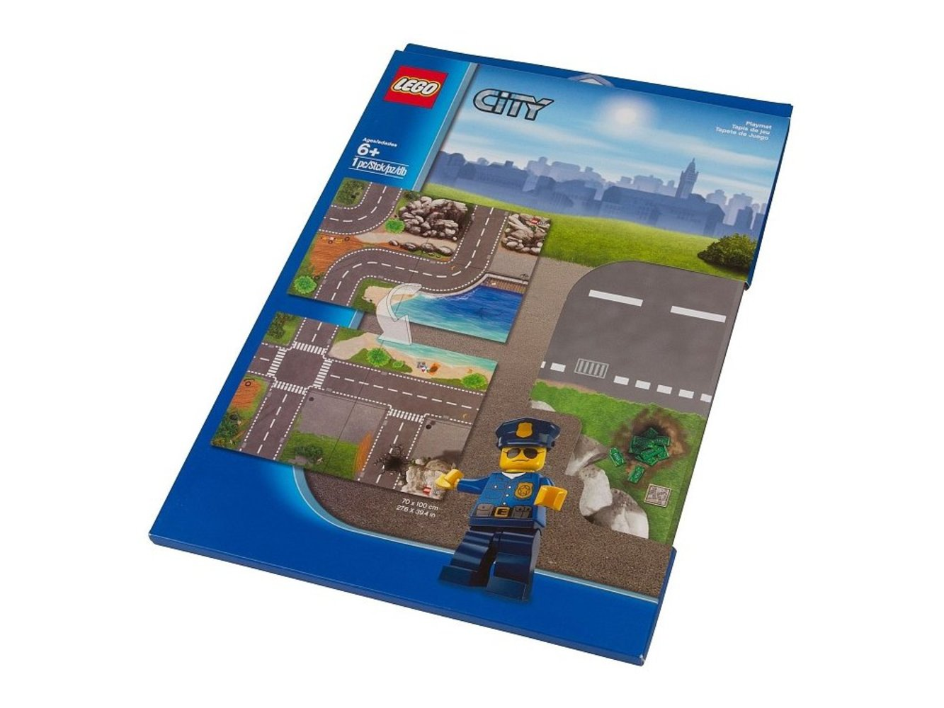 City Playmat