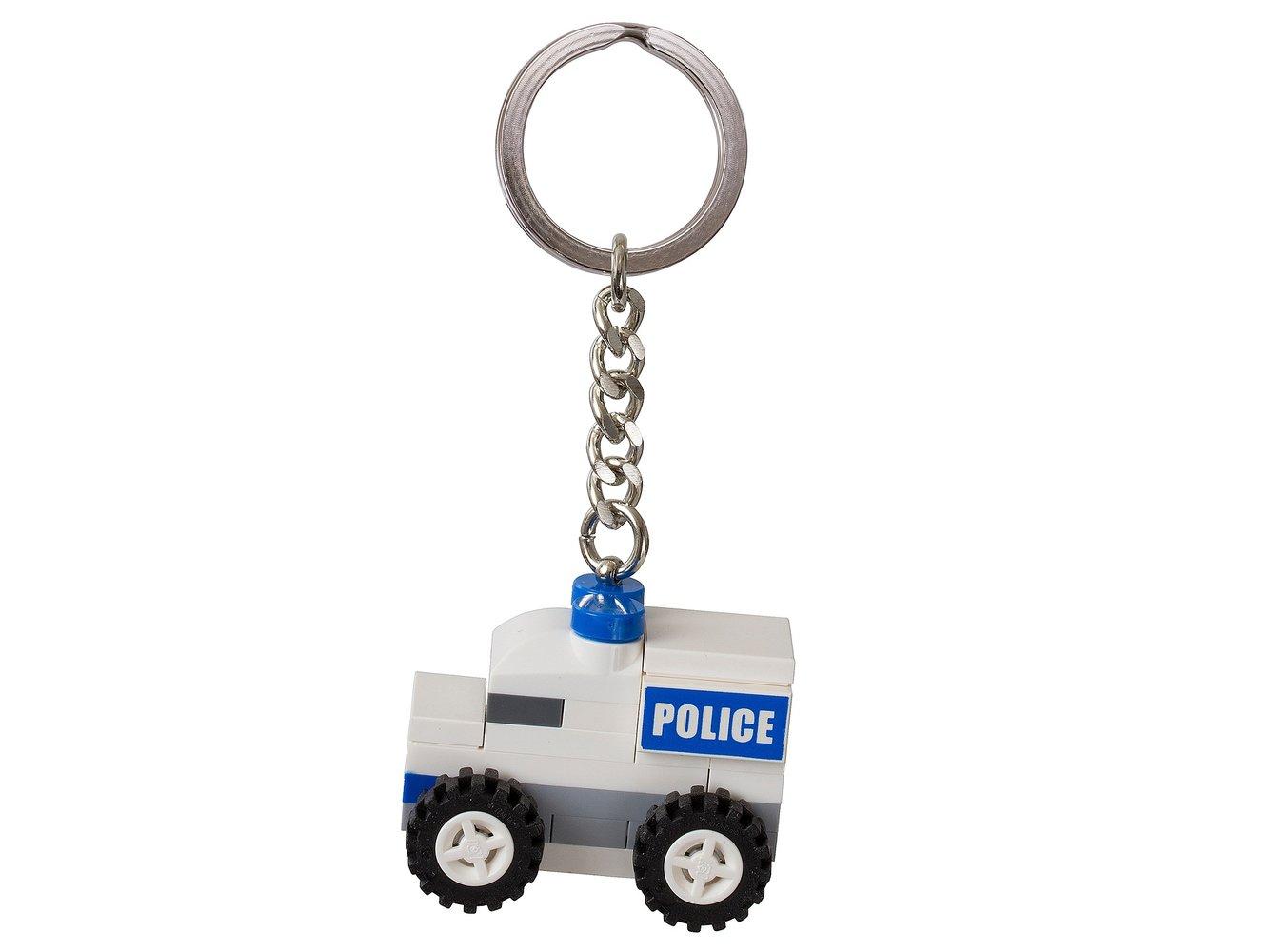 Police Car Bag Charm