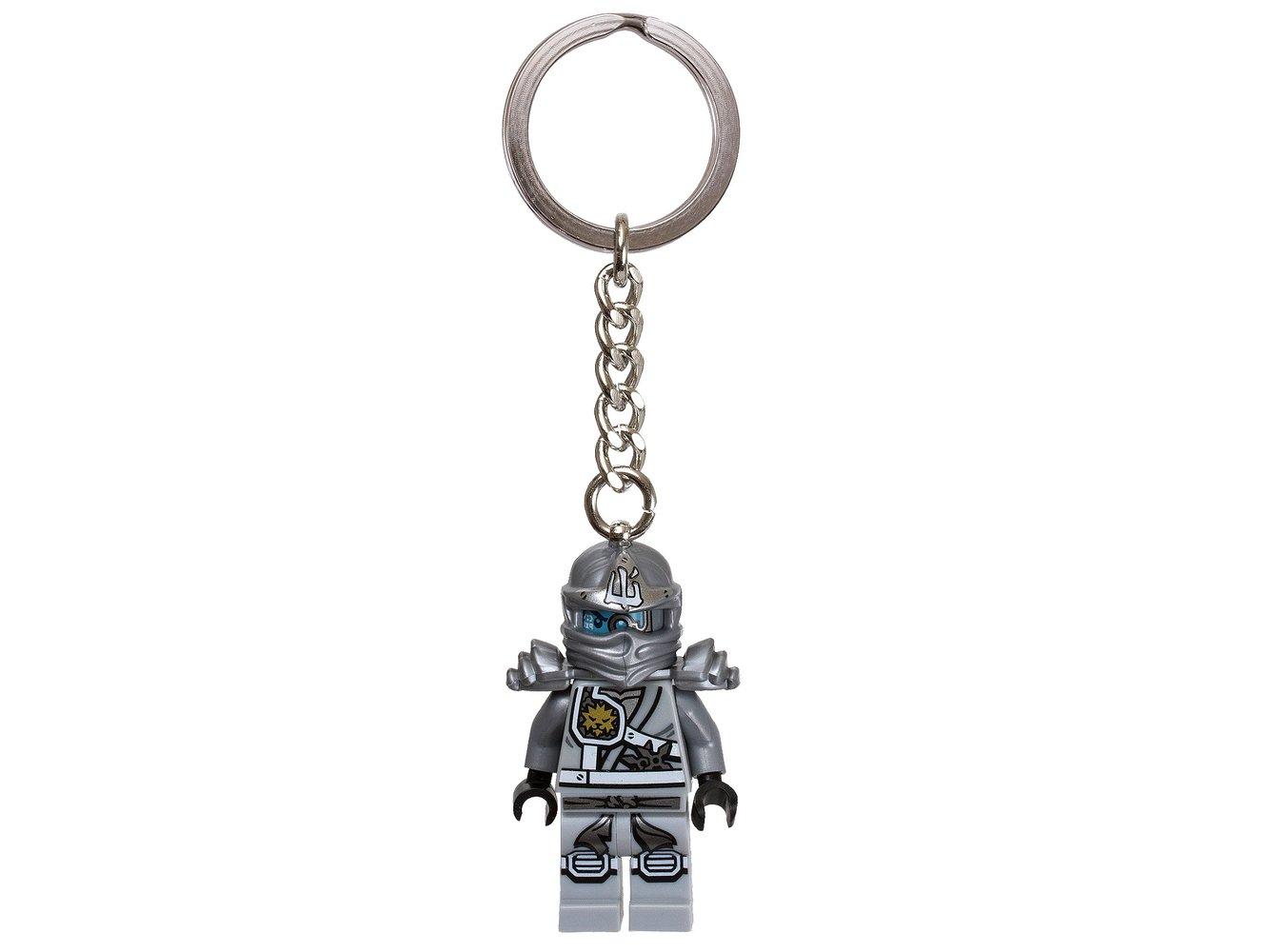 Titanium Ninja Zane Key Chain
