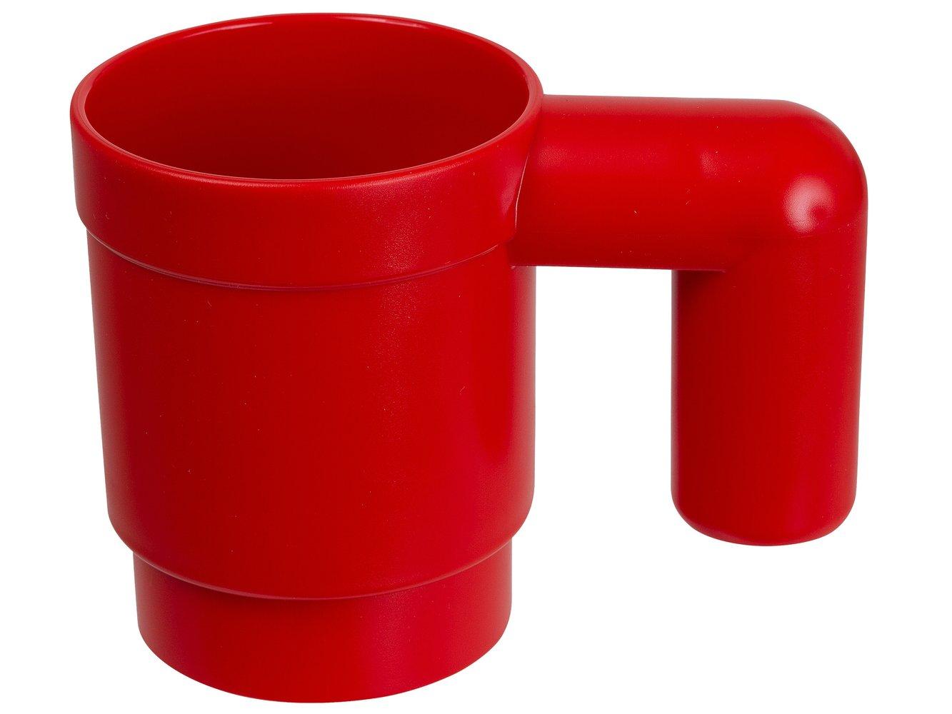 Upscaled Mug Red
