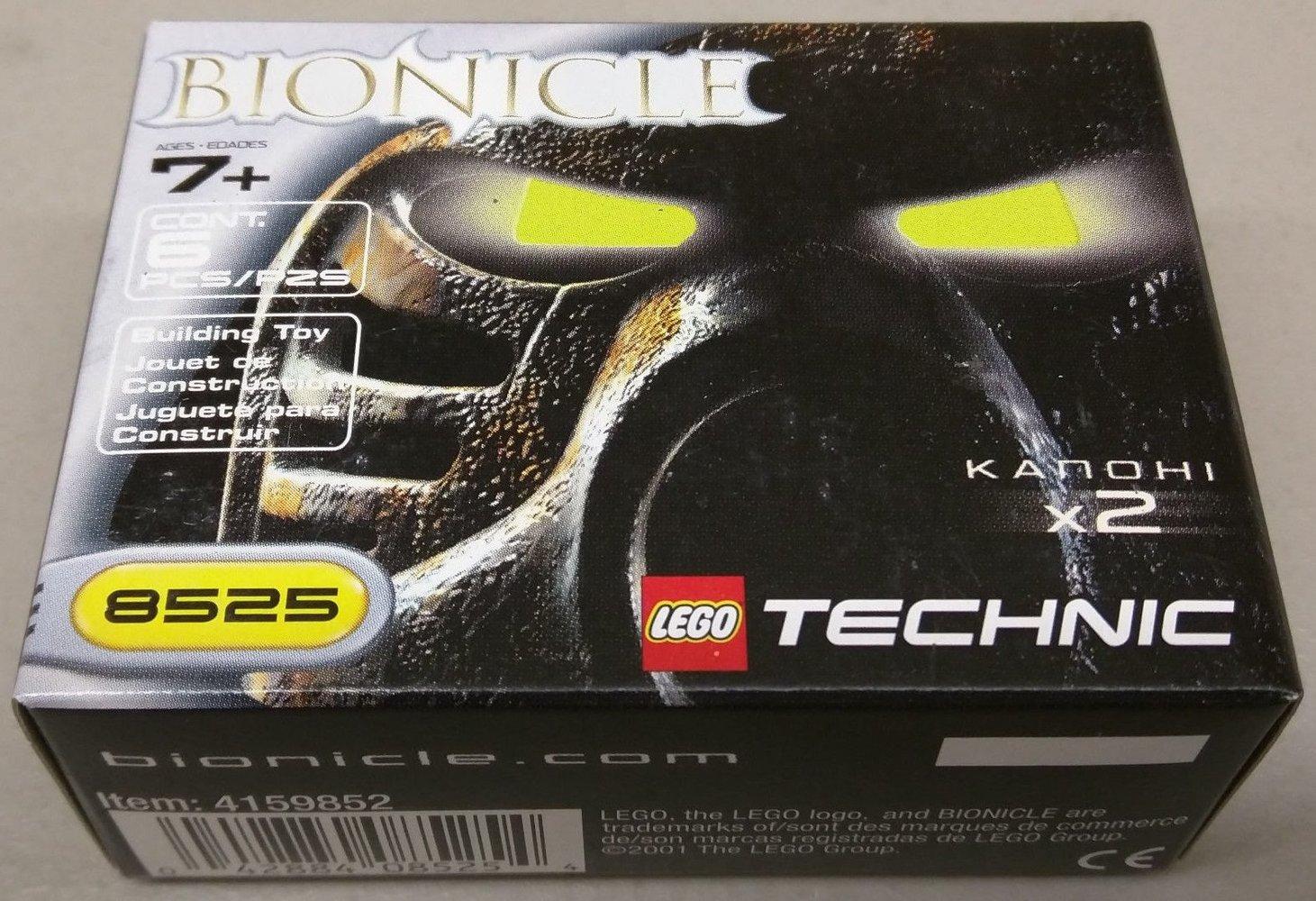 Kanohi Mask Pack - US Version