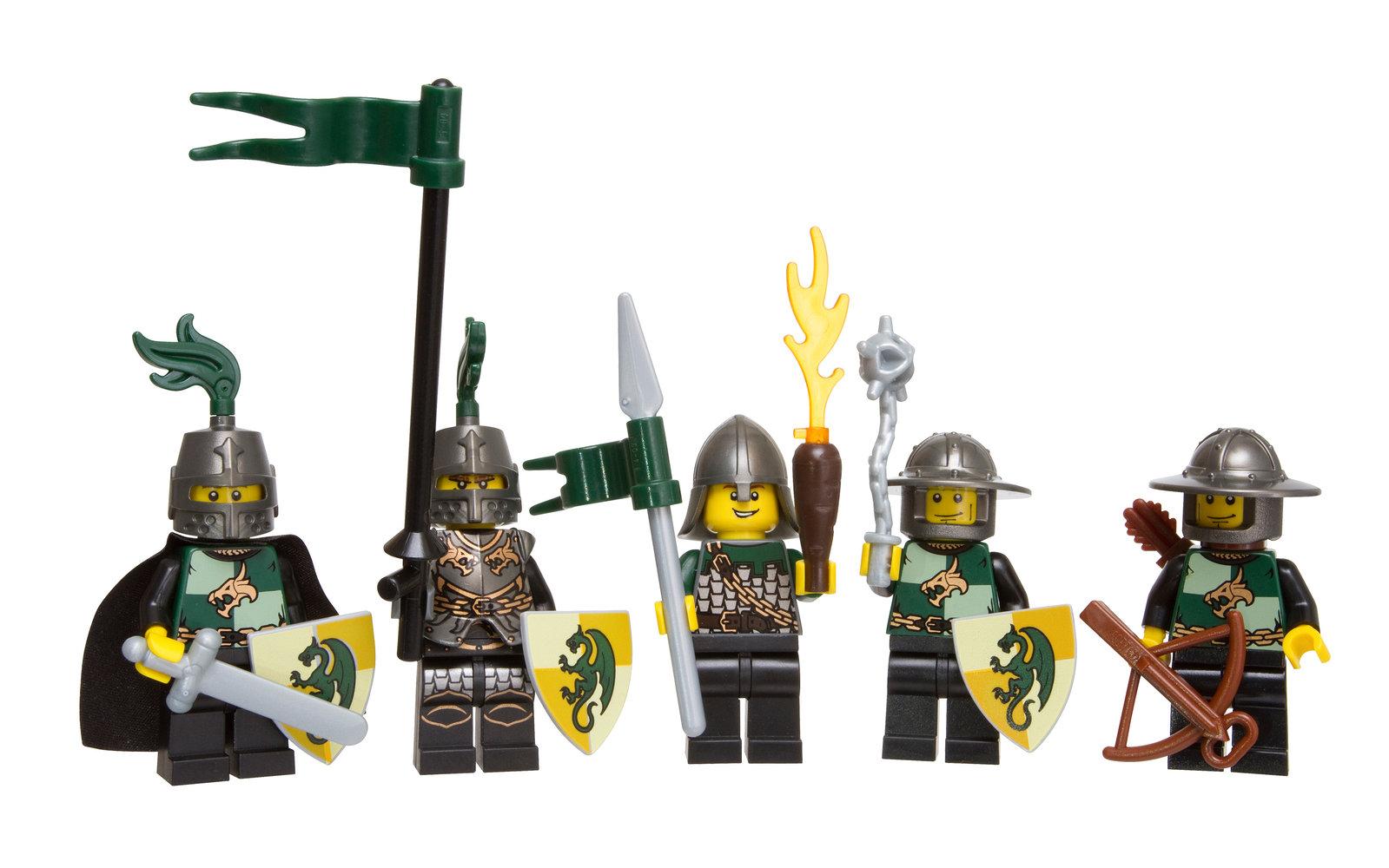 Battle Pack Dragon Knights